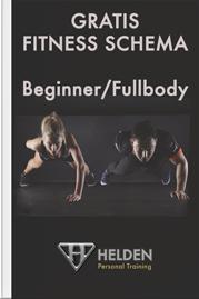Gratis Fitness Schema